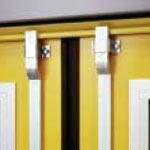 Складные промышленные автоматические ворота Teckentrup - алюминиевые ригельные задвижки