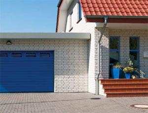 Секционные гаражные ворота Teckentrup цветовые решения