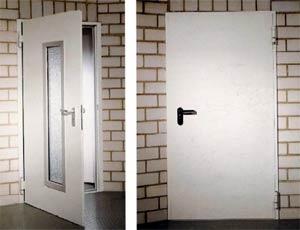 Противопожарные двери Teckentrup HT 8-D