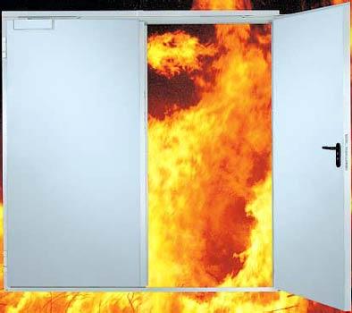 Противопожарные двери Teckentrup D